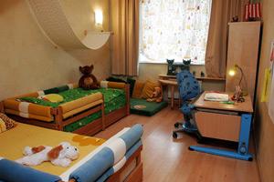 Комната для ребенка-школьника