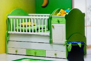 Выбираем ребенку лучшую кроватку
