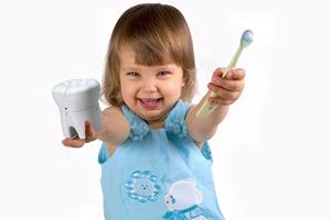 Время молочных зубов