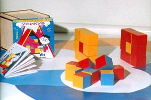 Игры для развития детей по системе Никитиных