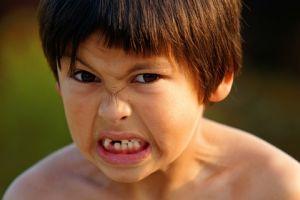 Что значит агрессивный ребенок