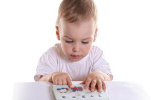Обучение детей счету и математике