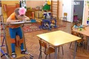 Воспитание ребенка-инвалида