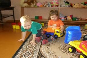 Готовимся к походу в детский сад