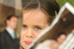 Ребенок и развод. Как себя вести?