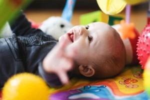 Роль игрушек в развитии детей