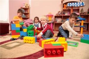 Время идти в детский сад