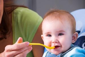 Молочные продукты в рационе ребенка старше 1 года