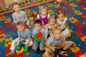 Мой маленький детский сад