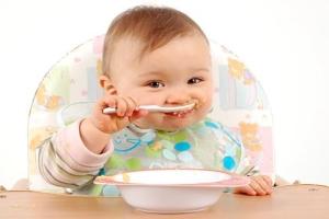 Как кормить детей правильно?