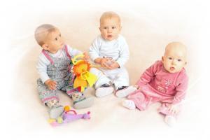 Модная одежда для вашего малыша