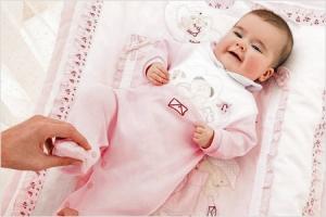 Как одевать грудного ребенка