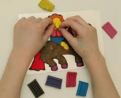 Лучшая игра для ребенка - это лепка