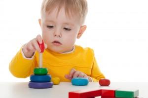 Выбираем развивающие игрушки для ребенка