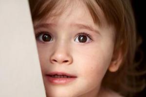 Правильная коррекция детских страхов