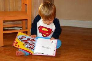 Как вызвать интерес ребенка к чтению?
