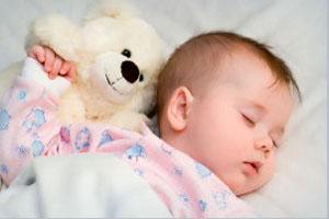 Дети: здоровый и спокойный сон у ребенка