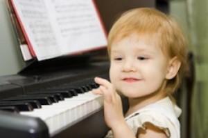 Музыкальное развитие маленьких детей