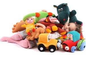 Какие игрушки вредят ребенку?