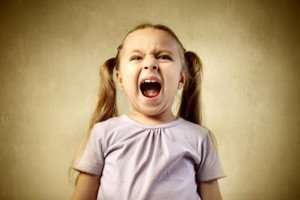 Как избавиться от детских истерик?
