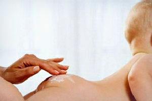 Как заботиться о коже младенца
