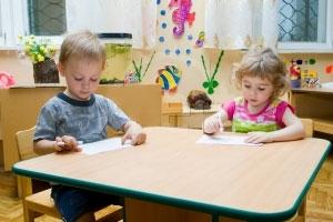 В детский сад без стресса