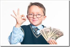 Карманные деньги для вашего ребенка