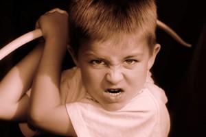 Детская агрессия: основные причины