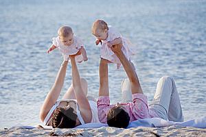 Планируем отдых с детьми на море