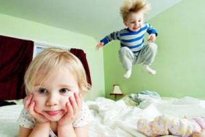 Воспитание гиперактивного ребенка